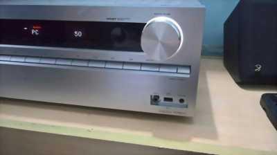 Bán receiver amply 7.2 onkyo tx nr 616
