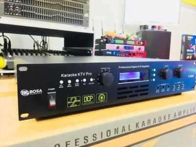 Amply Vang Số Bosa T2000 giải pháp cho dàn karaoke