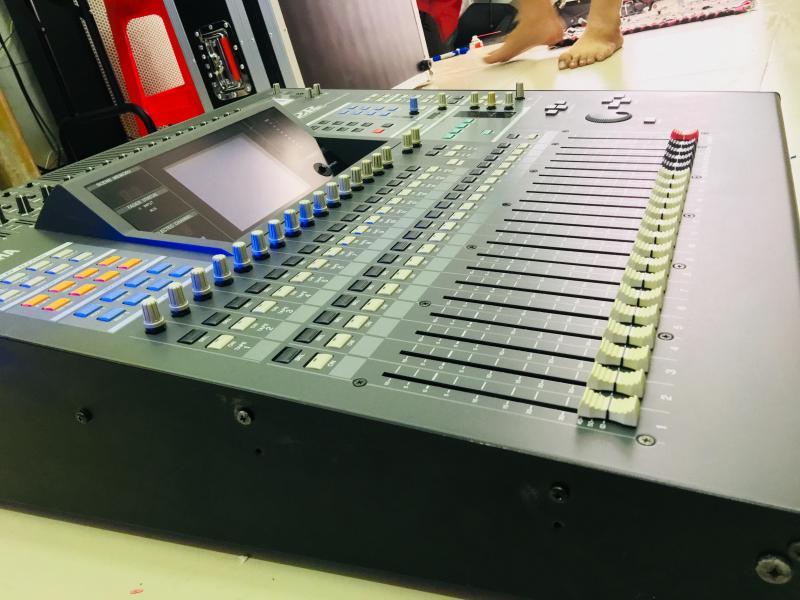 Mixer Yahama Digital O2R