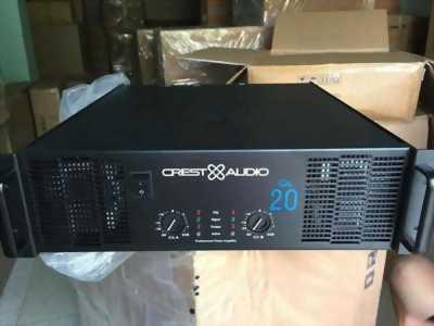 Main CA20 Crest Audio 1300W X2 tại TPHCM