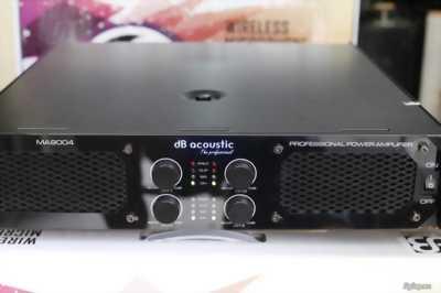 Main công suất DB Acoustic MA9004 Power 4 kênh ở TPHCM