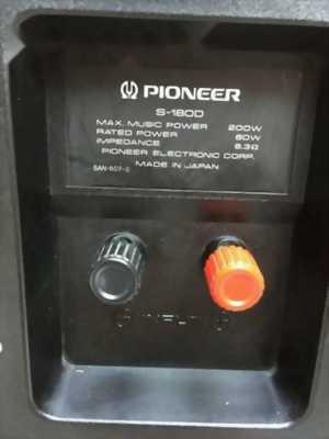 Bán loa Pioneer S-180D cực tốt còn mới đến 97% nha