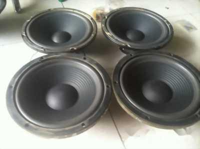 Mình cần bán lại 2 cặp loa PEF và LW bass 25 Của Đức giá hữu nghị
