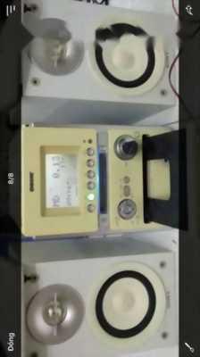 Cần tìm chủ mới cho dàn máy nghe nhạc sony w35 mini