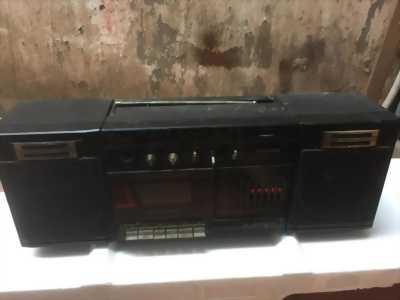 Đài catset toshiba băng hát radio ko hát