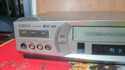 Đầu quay băng VHS Sharp