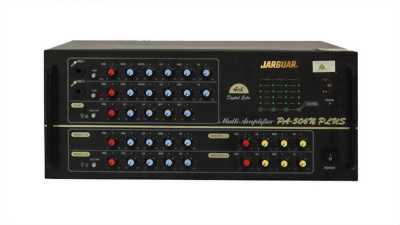 Tìm hiểu Amply Jarguar PA-506N PLUS chính hãng Nhật Hoàng audio 2019