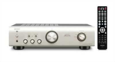 Thế Giới Audio Giới thiệu Amply Denon PMA 520AE