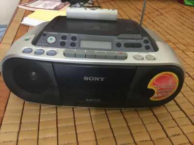Máy Cát sét Sony