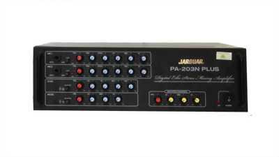 Tham khảo Amply Jarguar PA-203N PLUS  Nhật Hoàng audio
