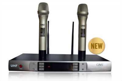 Ưu điểm Micro Không Dây CAVS 2000SE II tại Nhật Hoàng audio