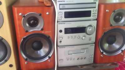 Dàn Mini Vip ONKYO R-801A