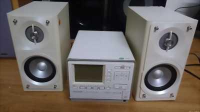 Nhượng lại máy giàn nghe nhạc Aiwa M10 hàng nội địa Nhật