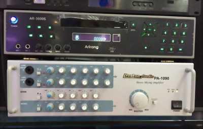 Thanh lý 10 đầu karaoke Arirang AR-3600S giá cực rẻ