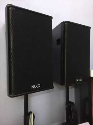 Cặp loa NEXO PS12 nhập khẩu nguyên kiện