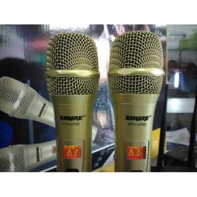 Micro không dây Shure KTV-U700