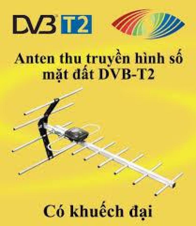 Đầu thu KTS VTC-T201 giá 580 bao anten+ dây+ lắp đặt