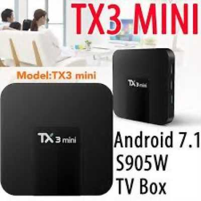 Android Tanix TX3 Mini Ram 2 GB, rom 16 giá rẻ