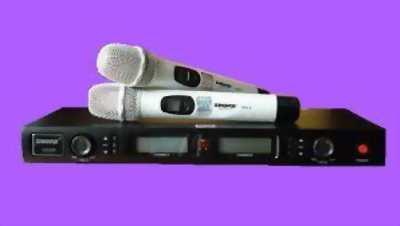 Micro không dây Shure UGX8 đẳng cấp