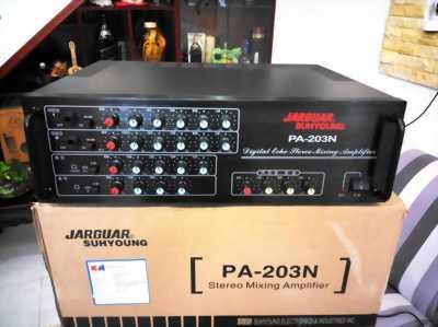 Amply Jarguar PA 203N bán giảm giá đến 40% tại Thủ Đức