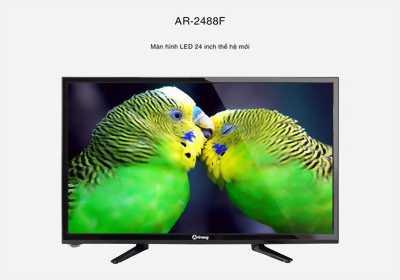 Tivi LED 24 inch Arirang AR-2488F, dòng mới chính hãng