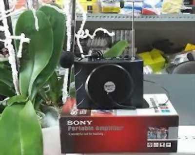 Máy trợ giảng Sony SN-204 Bluetooth hàng chuẩn giá chỉ có 420K/ bộ