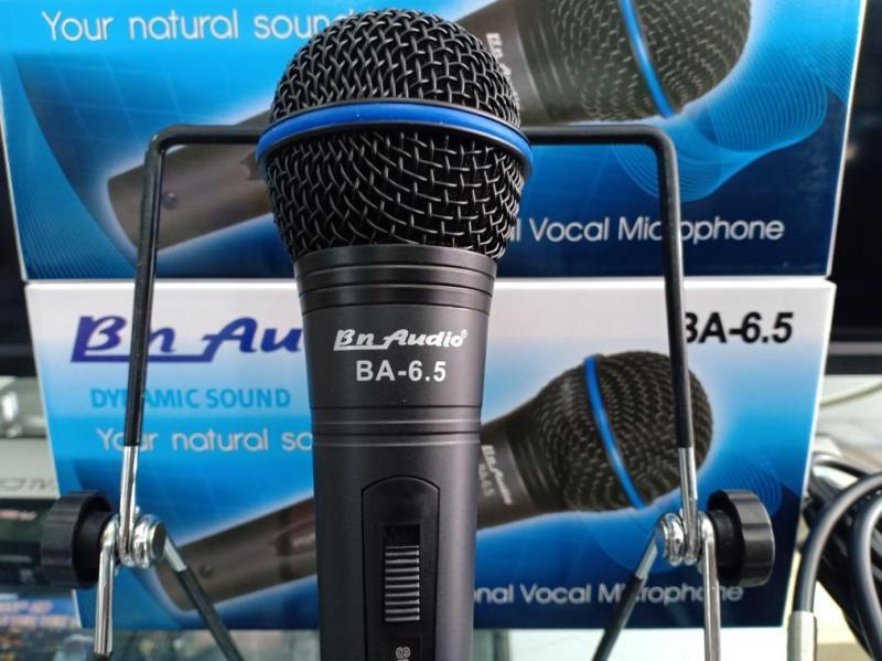 Micro Có dây BN Audio BA-6.5 chính hãng Boston Design in USA