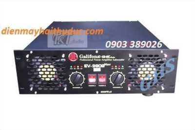 Main công suất lớn GHS EV-9900 chuyên dùng sân khấu, hội trường