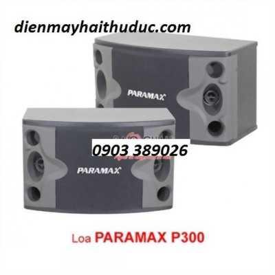 Bộ loa Paramax P300 mẫu nhỏ gọn có công suất đến 400W
