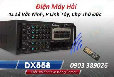 Amply Arirang DX558 công suất 600W, có bán trả góp