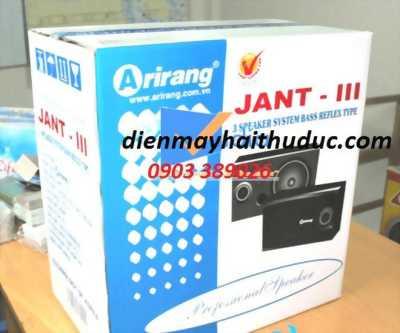 Loa Arirang Jant III công suất 400W, chính hãng 100%, mới 100%