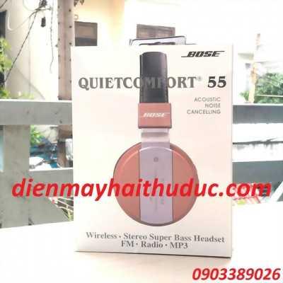 Tai nghe không dây có Bluetooth Bose CQ-55 giá rẻ
