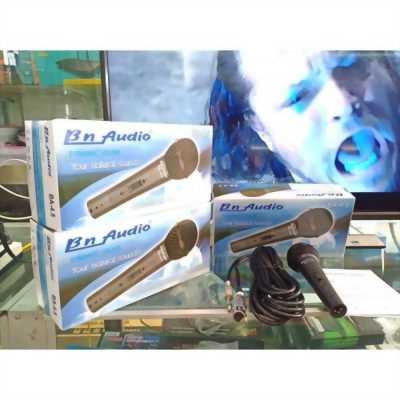 Micro có dây BN Audio BA-4.5 chính hãng Boston 100%
