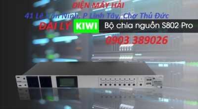 Quản lý nguồn Kiwi S108  Pro có 10 cổng, hàng chính hãng VN