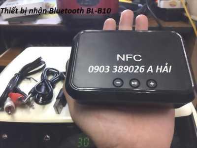 Thiết bị nhận bluetooth NFC BL-B10 thu phát xa đến 10m