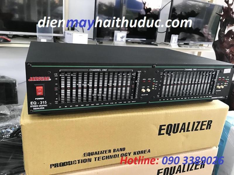 Equalizer Jarguar EQ-315 hàng chính hãng xuất xứ Việt Nam