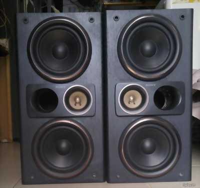 Combo 2 cặp Sony bass16 + Sub hơi PIONEER bass 20