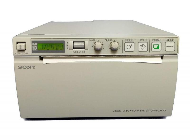 Máy in video graphic printer up-985mdw