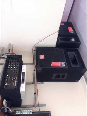 Bán Ampy  Arirang PA – 1000X + cặp loa karaoke khủng