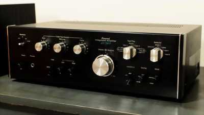 Bán ampli hiệu AKAI AM-27