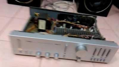 Bán ampli Victor A-x3 công suất 130w