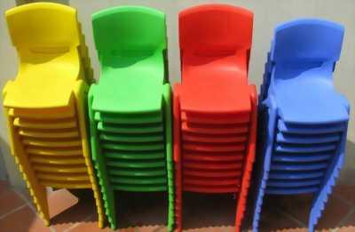 Bộ bàn ghế nhựa đúc cao cấp thanh lý
