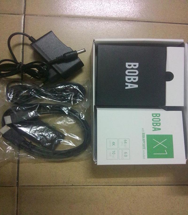 Smart tivi box Boba X1 cho tivi thường thành tivi thông minh