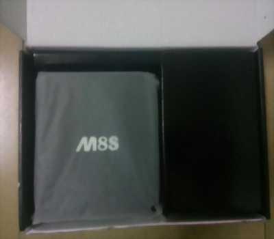 Thiết bị biến tivi thường thành tivi thông minh Smart box M8S