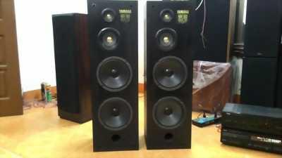 Loa cay 2 bass 20cm