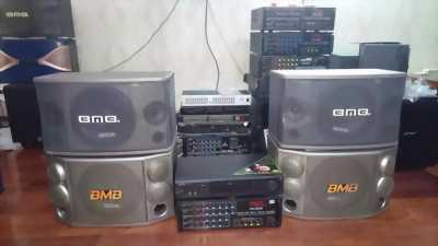 Dàn karaoke bmb của komi, chính hãng, còn bh