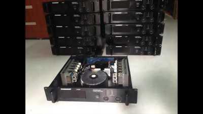Cục đẩy bãi Martin Brothers Audio MA1.6s