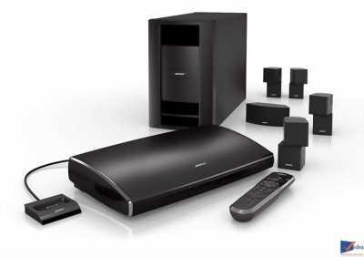 Bán loa Bose lifestyle V35. Jewel speakers