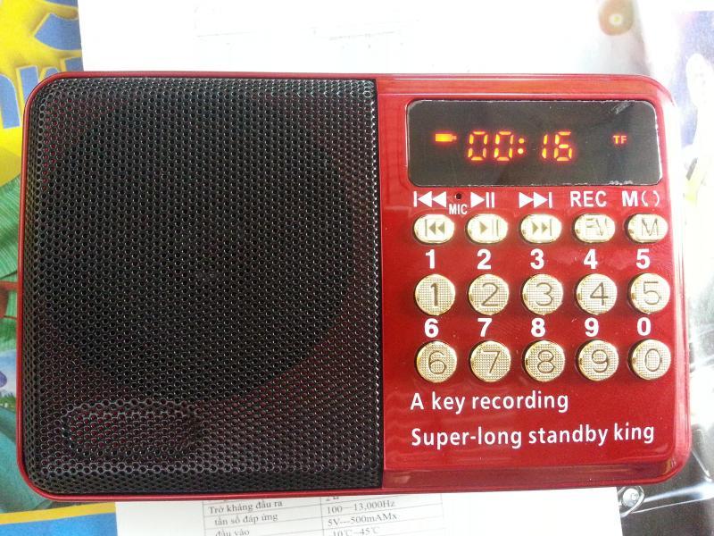 Cần bán máy mp3 có ghi âm
