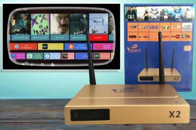 Bán TVBOX VINABOX X2 chính hãng biến tivi thường thành tivi thông minh